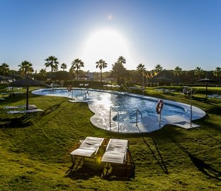 None  Vincci Costa Golf Chiclana